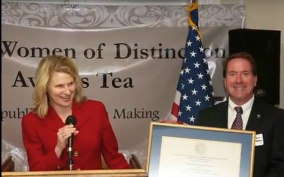 Rep Jenny Horne Award Video